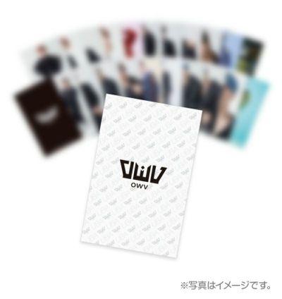 「UBA UBA」トレーディングカード3枚セット(全21種)